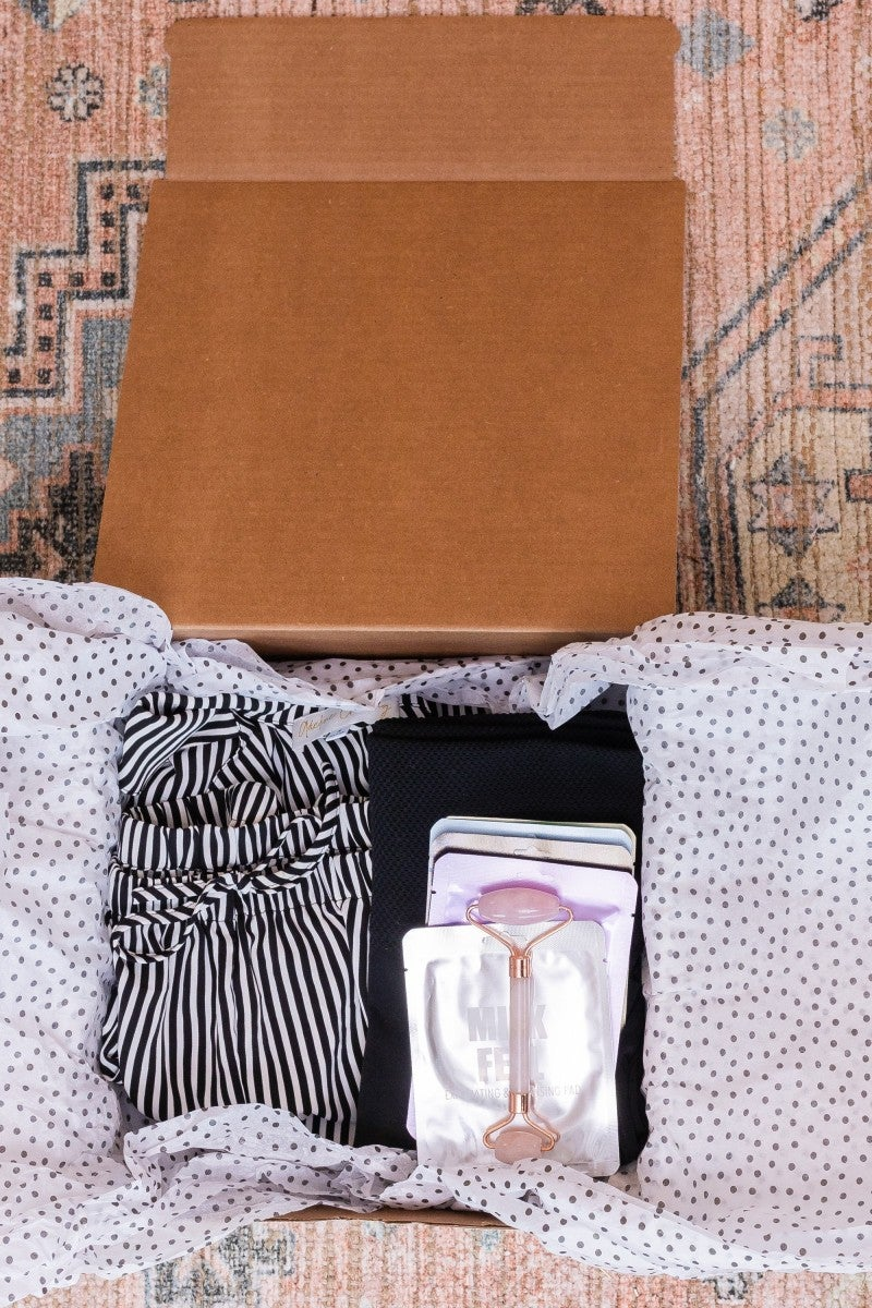Curated By Adeline: The Snuggle Is Real Box *Final Sale*