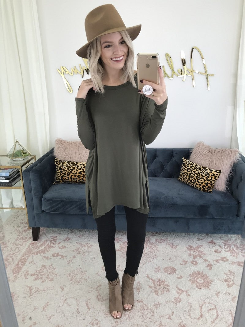 Love it All Tunic