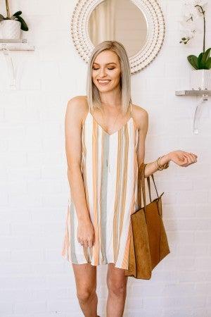 Pop of Color Dress