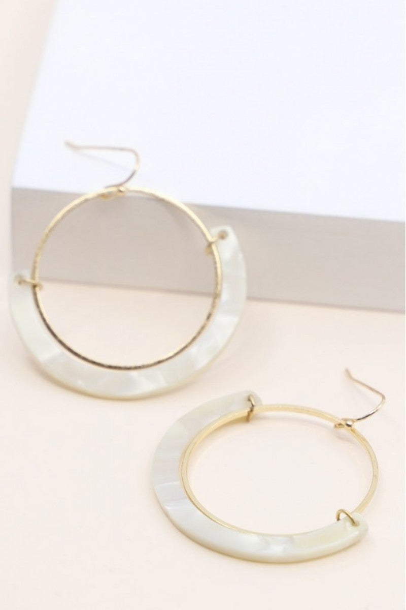 Ring Around Earrings