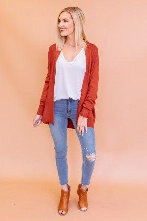 Color & Comfort Cardigan
