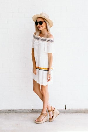 Taking it to the Next Level Dress