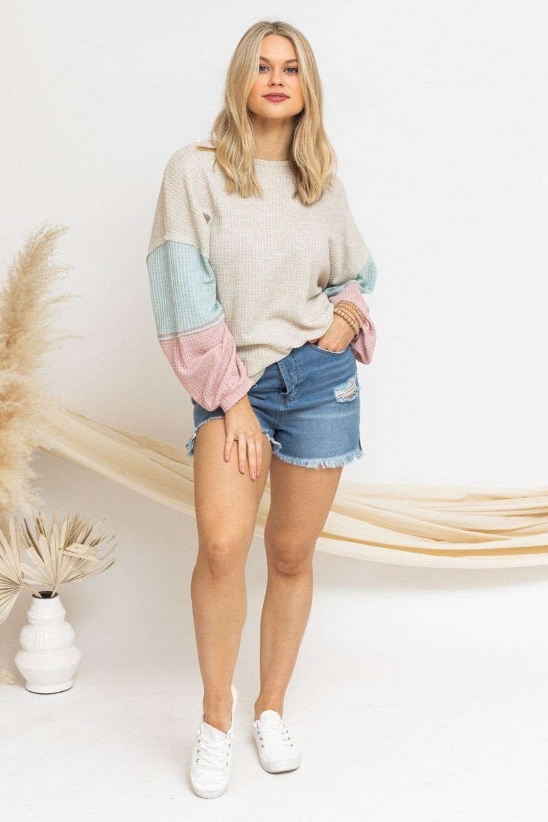 A Knit for Spring Sweater