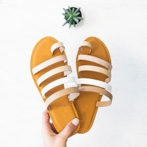 Feeling Neutral Sandal
