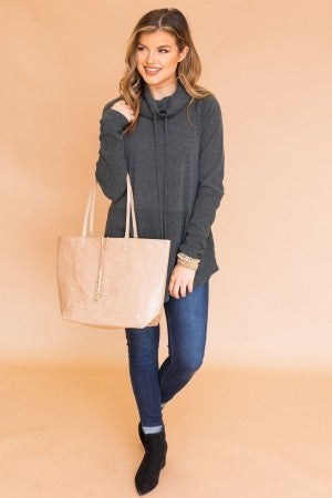 Casual Chic Cowl