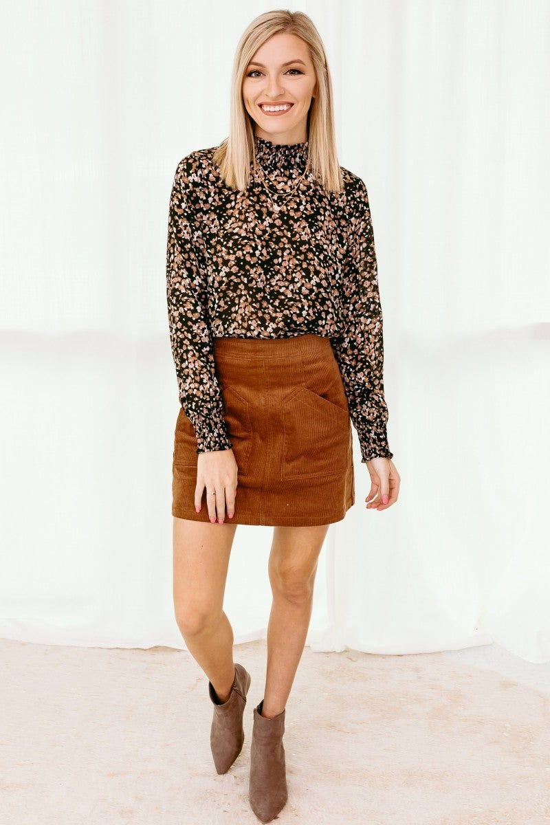 All in the Chords Skirt