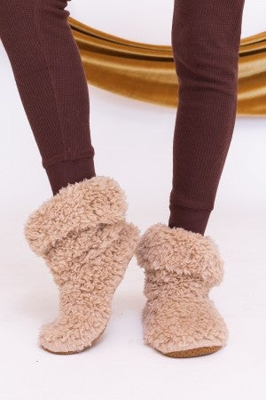 Totally Cozy Slippers