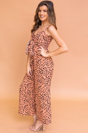 Our Fave Print Jumpsuit