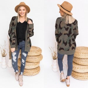 Hide Away Cardigan