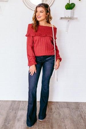 Catching Wind OTS Sweater