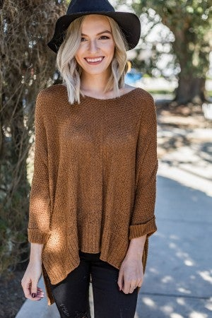 Primped Perfectly Sweater