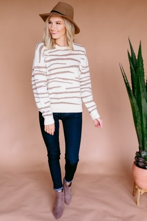 Show Your Stripes Sweater