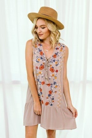 Give me the Details Dress