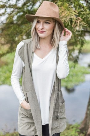 All the Right Angles Vest