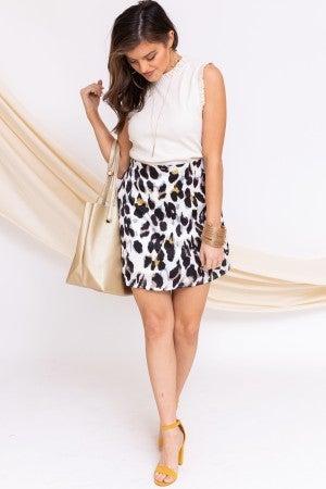 Sooner or Later Skirt