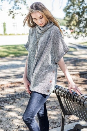 Fall Statement Poncho