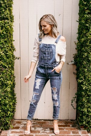 Long & Lean Overalls