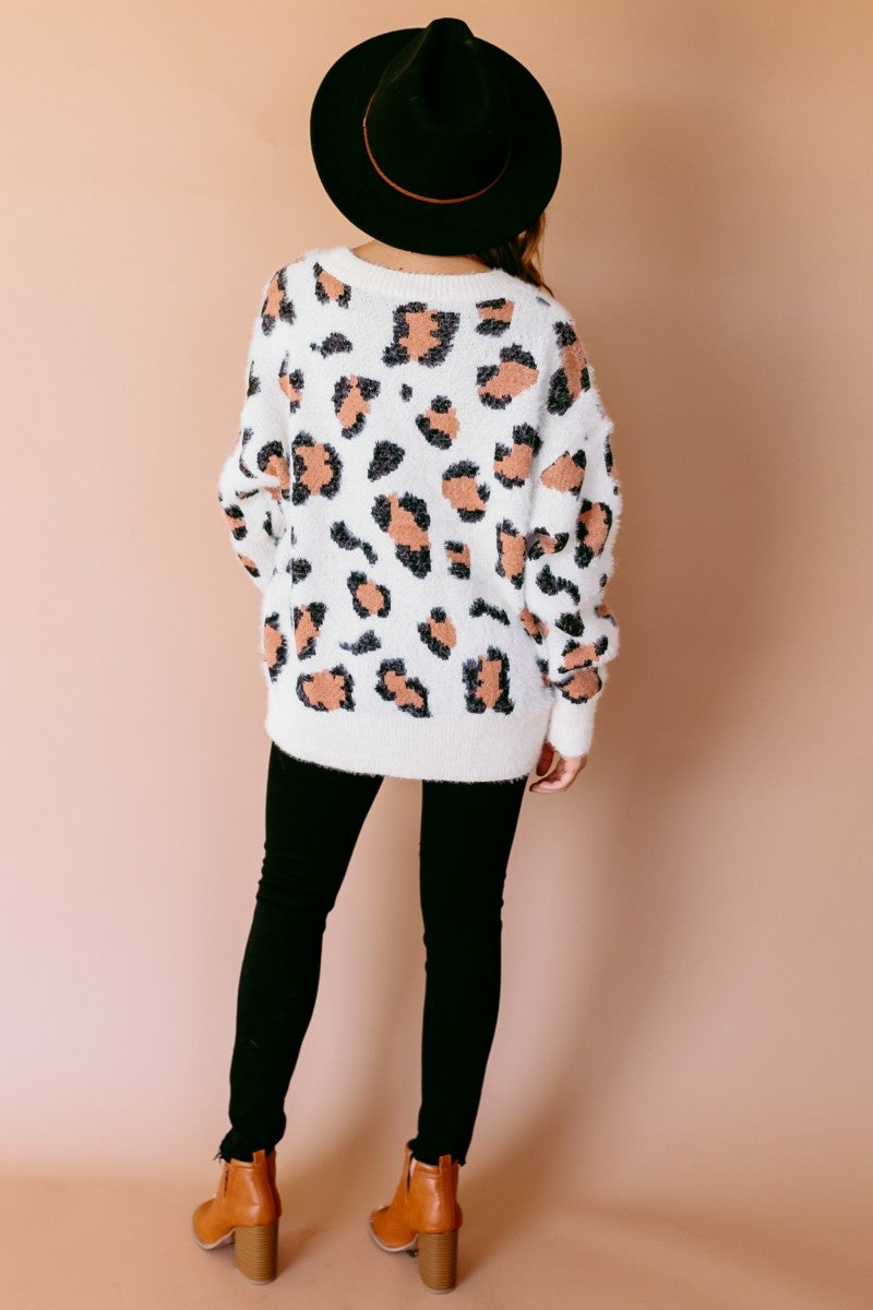 On the Softer Side Sweater