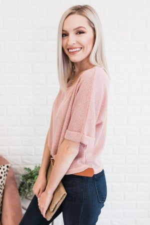 Knit To Perfection Top