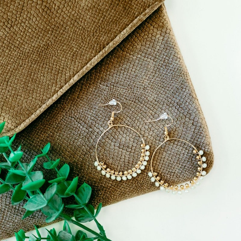 Bead Your Way Earring