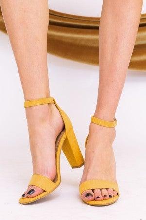 Stepping Brightly Heel