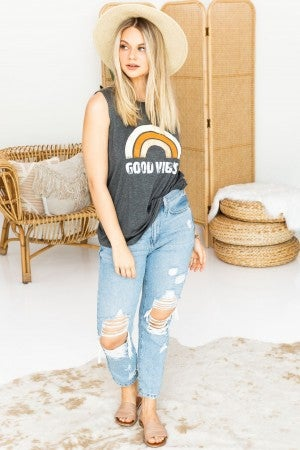 All the Vibes Tank
