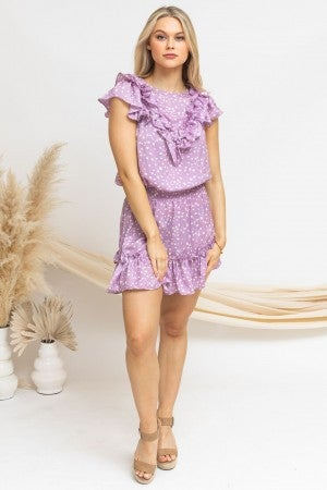 Lavish Times Dress