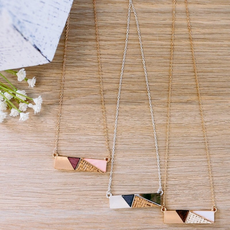 Next Time Layering Necklace
