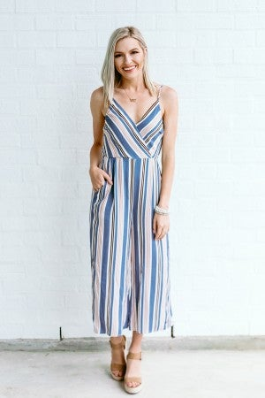 Toes in the Surf Jumpsuit