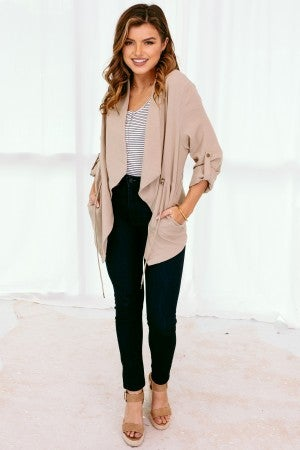 The Very Best Jacket in Tan