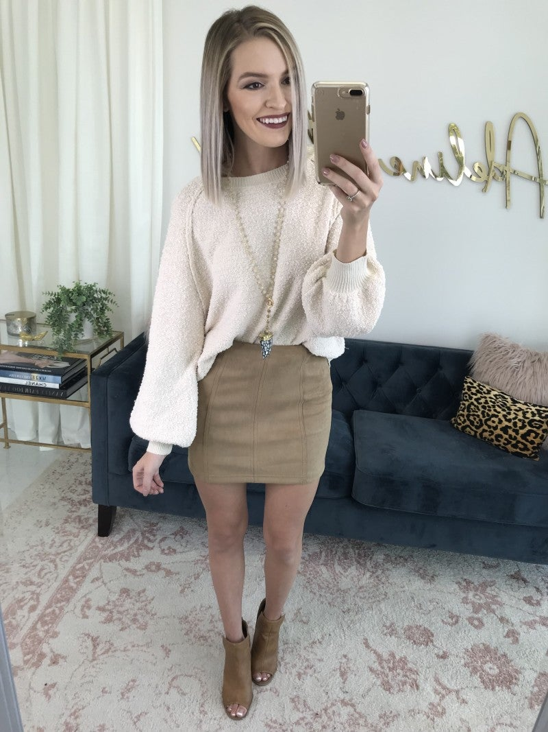 Smooth Feelings Skirt