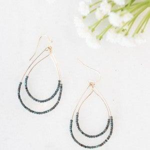 Double Up Earrings