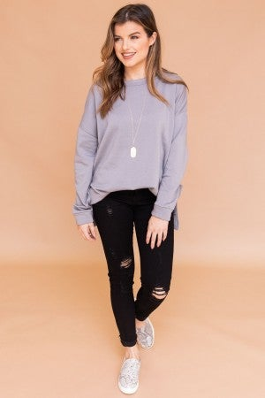 Snow to Street Sweatshirt