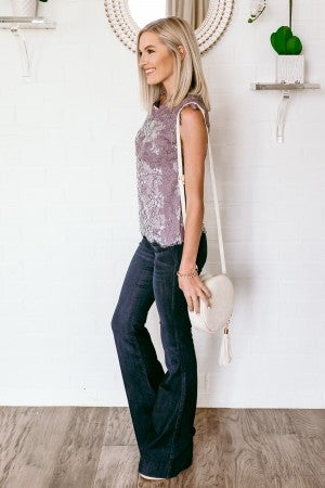 Lace of the Day Top