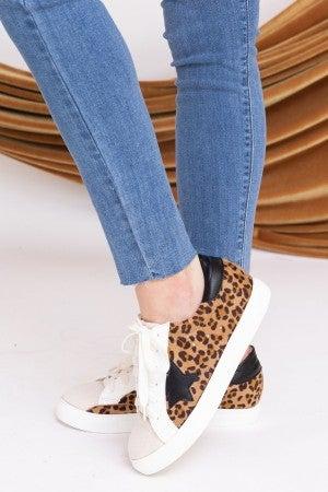 Cheetah Babe Sneaker