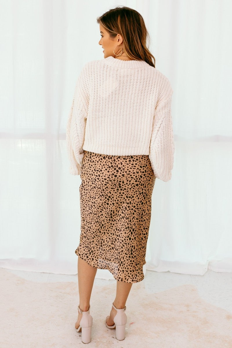 Animal Instincts Skirt