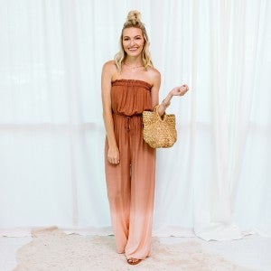 Under the Palm Trees Jumpsuit