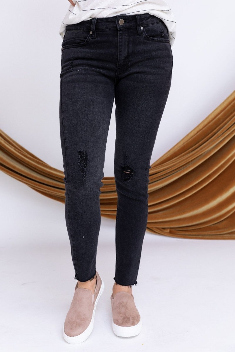 Best of the Best Black Denim