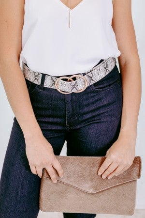 Take Me Away Belt