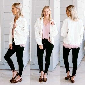 Blank Slate Denim Jacket