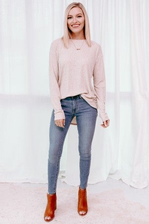 Not so Basic Skinny Denim