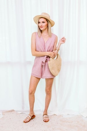Feeling Independent Romper