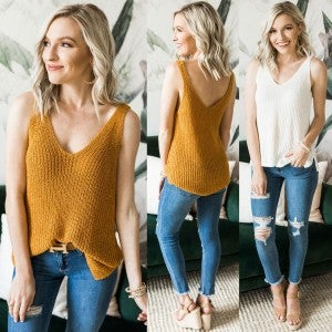 All Knit Up Top