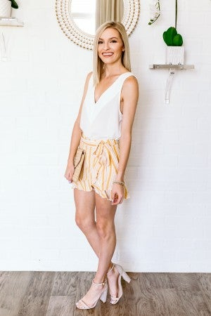 Good as Golden Skort