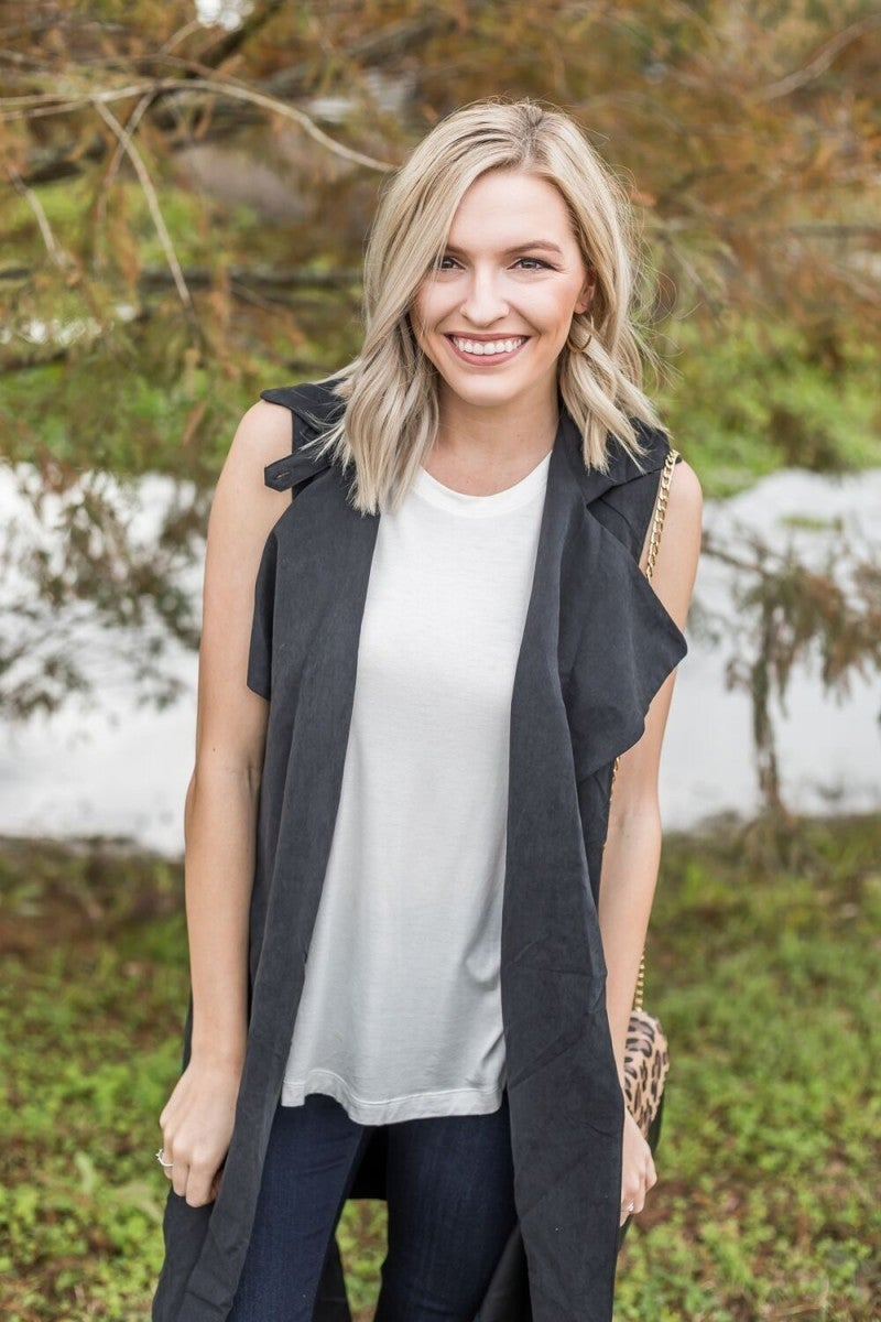 Chic on Repeat Vest