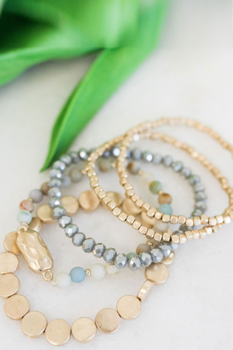 Understated Bracelet Stack
