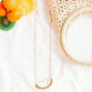 Stone & Shine Necklace