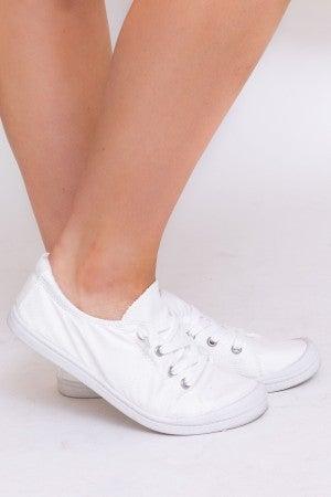 Tied to Comfort Sneaker
