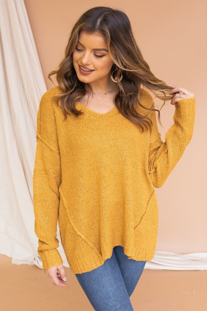 Autumn Rising Sweater