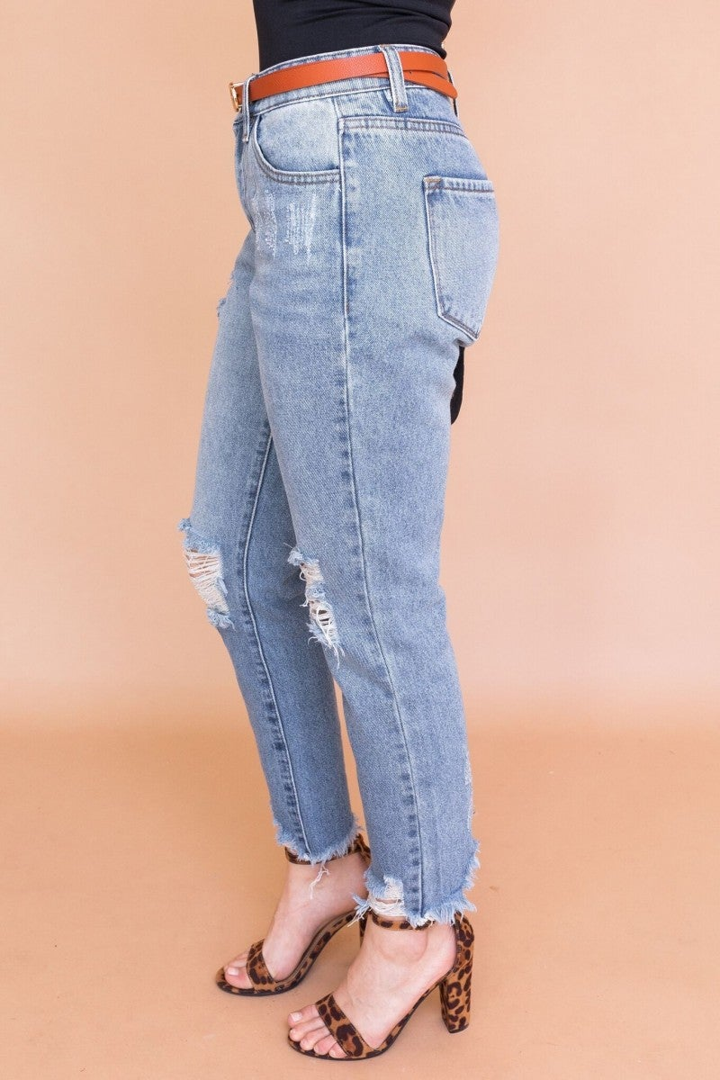 On the Edge Denim